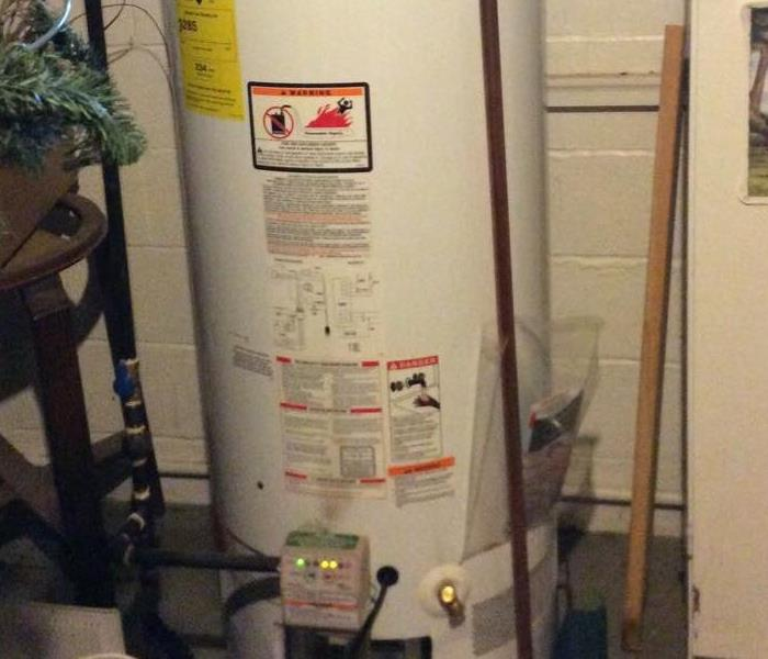Hot Water Heaters Are Common Sources
