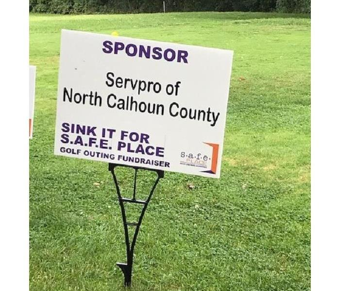 2018 Fund Raiser Golf Outing for S.A.F.E. Place