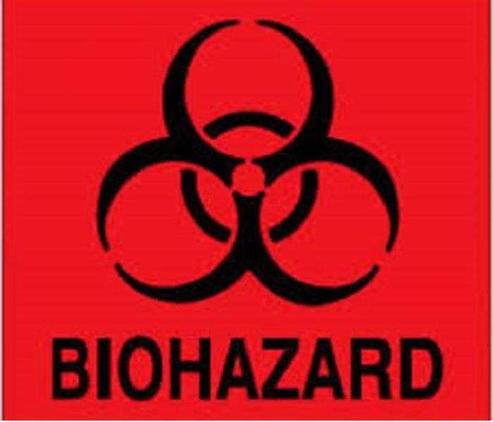 Are You Prepared For A Biohazard Servpro Of North Calhoun County